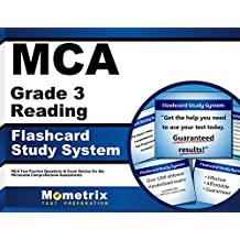 MCA Grade 3 Reading Flashcard Study System: MCA Test Practice Questions & Exam Review for the Minnesota Comprehensive...
