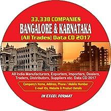 Bangalore & Karnataka Companies Data