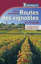 Routes des vignobles en France Michelin
