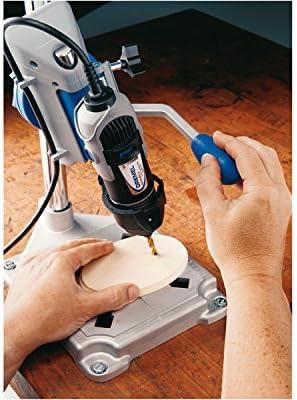 Dremel Workstation 220 - Centro de trabajo y soporte para taladro ...