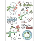 Stampers Anonymous Inky Antics Clear Stamp