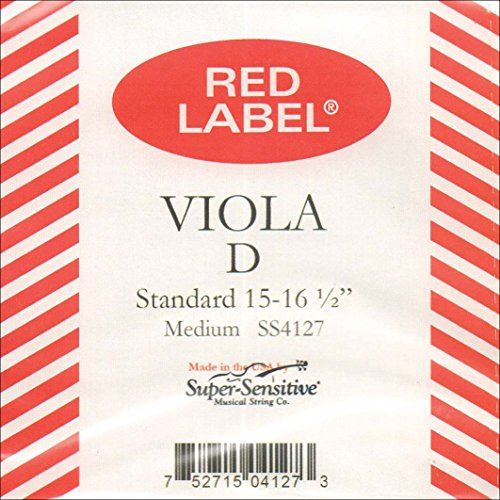 Label 4127 Viola D String, Standard ()