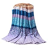 Baby Summer Air Conditioning Blanket Coral Carpet Infant Towel Siesta Blanket