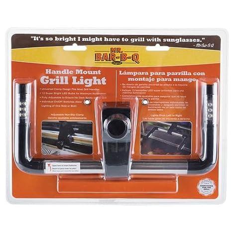 Mr. Bar-BQ Handle Mount Grill Light