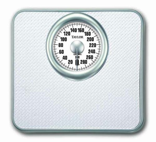 Taylor Mechanical Scale, White