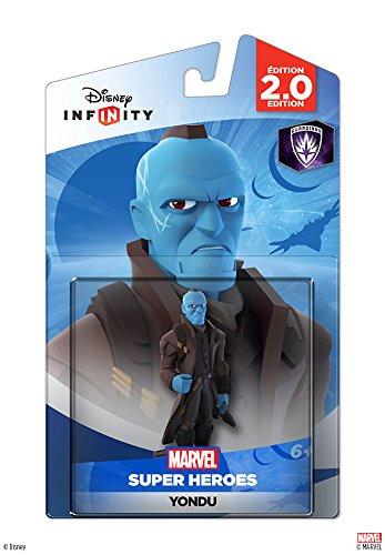 Disney 1234480000000 Infinity 2 0 - Figura de Yondu, Multicolor