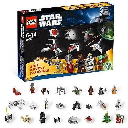 LEGO Star Wars(TM) Advent Calendar 7958