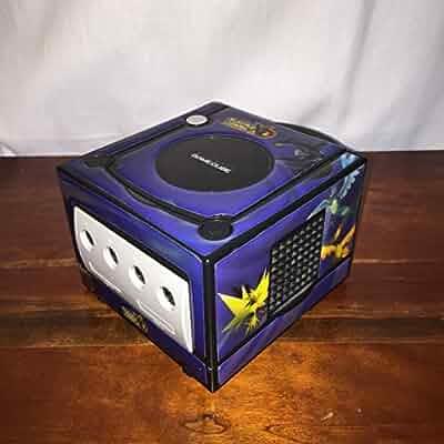 Gamecube with pokemon xd skin video games - Gamecube pokemon xd console ...