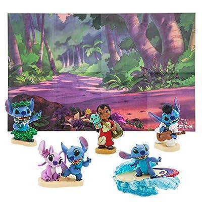 Disney Lilo & Stitch Figure Play Set