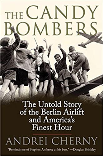 Image result for the candy bombers amazon