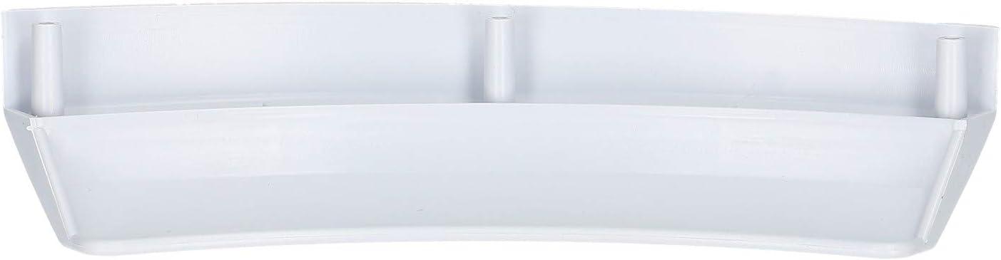 Manija de la puerta Manija de la manija Manija de la nevera blanca Congelador para AEG Electrolux Zanker Zanussi 2062808015 Fuente 02209047