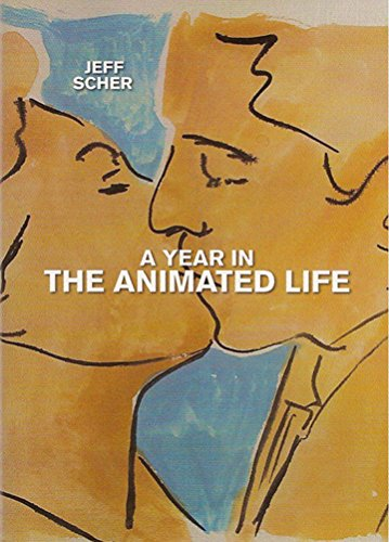 Jeff Scher: A year in the animated life ( L'eau life / Paper view / Lost and found / You won't remember this / Grand Central / Yours / White out / Trigger happy / Tulips / Postcards from Warren / Trai