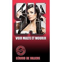 SAS 54 Voir Malte et mourir (French Edition)