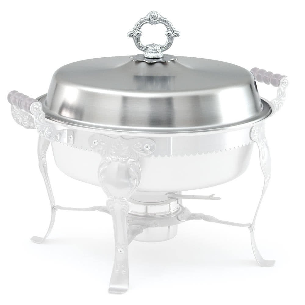 TableTop king 46863 Replacement Dome Cover with Handle for 5.8 Qt. 46860 Royal Crest Chafer