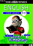 The Times Ace Monkey Key Stage 2 English (Ages 7-11)
