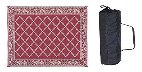 reversible-mats-119125-burgundy-beige-9x12-rv-garden-mat
