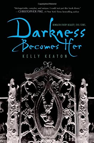 book cover of Darkness Becomes Her