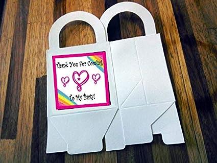 Amazon.com: 12 cajas de recuerdo JoJo para fiesta de ...