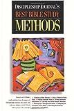 Discipleship Journal's Best Bible Study Methods, The Navigators, 1576832910
