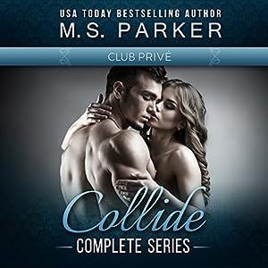 Collide Complete Series Box Set Audiobook
