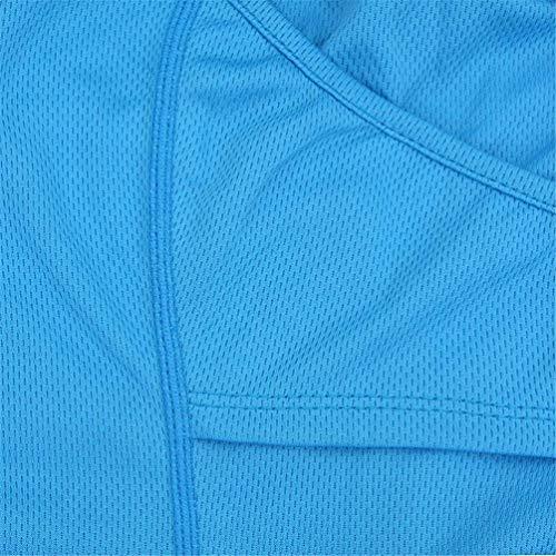 chef Tactical Taille Balaclava couleur de vent de course M Zhrui Flight Orange Couvre Cap moto d'équitation coupe Masque image Hooded Jeu Bleu Cs 86gR8qxpw