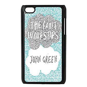 Custom Hard Back Phone Case YU-TH37393 for Ipod Touch 4 w/ The Fault In Our Stars by Yu-TiHu(R)