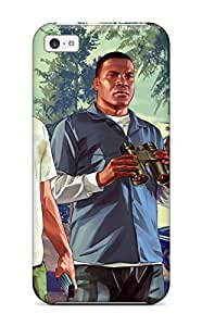 linfenglinOscar M. Gilbert's Shop 1795256K57393629 Excellent iphone 6 plus 5.5 inch Case Tpu Cover Back Skin Protector Grand Theft Auto Gta 5