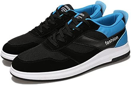 FITRUNSHOE Zapatillas para Hombres Caen Mesh Transpirable Amortiguación del Hombre Sneakers Estabilidad Exterior de Zapatillas de Deporte Masculino Trail Running: Amazon.es: Deportes y aire libre
