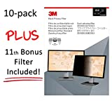 PF23.0W9 - 10+Bonus. 10 pack of 3M Privacy Filter for 23'' Computer Monitor with free bonus filter