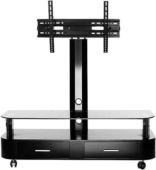 HANG TV Floor Stand Monte, Universal TV Carro, para 32-65 Pulgadas ...