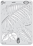 Artool Freehand Airbrush Templates, Fronds