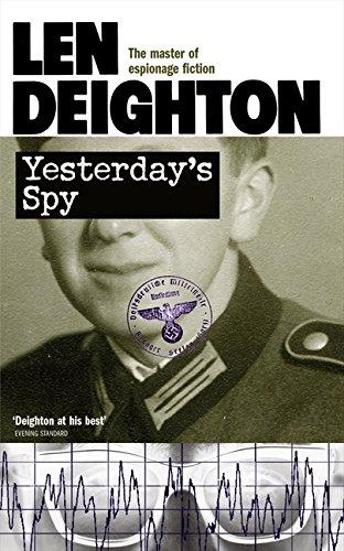 Yesterday's Spy pdf
