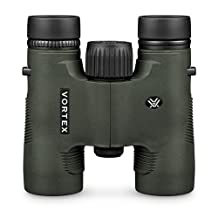 Vortex Diamondback 10x28 Binocular, Black by Vortex