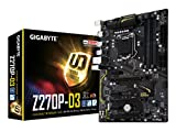 GIGABYTE GA-Z270P-D3 LGA1151 Intel Z270 2-Way Crossfire ATX DDR4 Motherboard (Certified Refurbished)