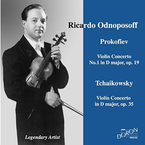 Violin Concerto No. 1 in D Major, Op. 35 TH 59: I. Allegro