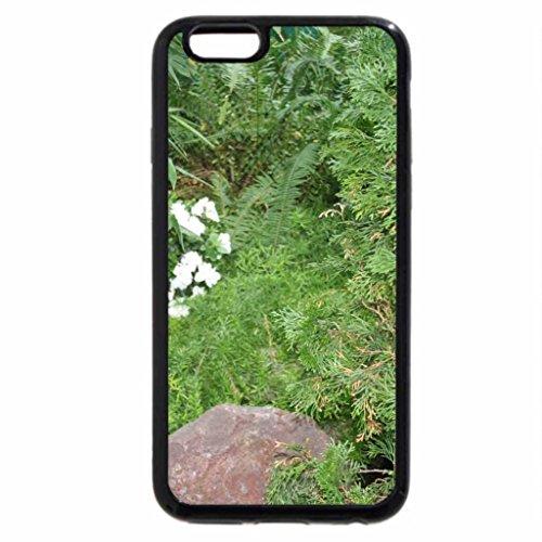 iPhone 6S / iPhone 6 Case (Black) Garden pinks