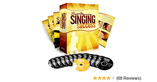 Brett Manning's Singing Success: Brett Manning: 9780972282413