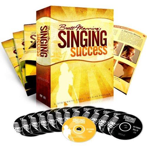 Brett Manning's Singing Success