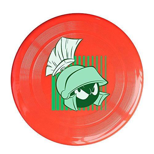 [LINNA Custom Martian Comic Cartoon Character Outdoor Game Frisbee Game Room Red] (Looney Tunes Martian Costume)
