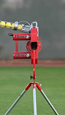 Heater Sports Deuce 2 Wheel Cricket Bowling Machine