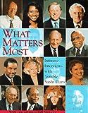 What Matters Most, Paul S. Dolman, 1890115002