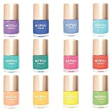 MoYou London Stamping Nail Lacquer Bundle Of 12 01