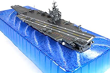 1//700 USS cvn-65 Enterprise-nuevo Forces Of Valor 861007a