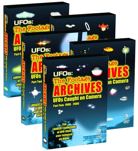 UFOs: The Footage Archives - UFOs Caught on Camera for sale  Delivered anywhere in USA