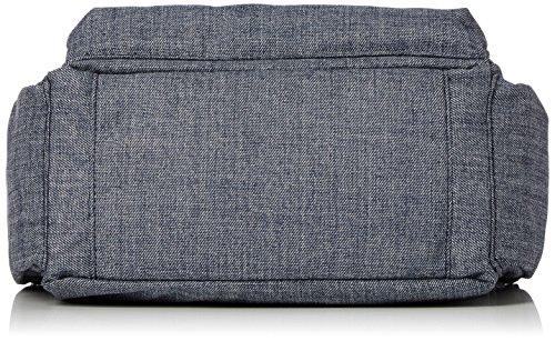 Bleu Jeans bandoulière Gabbie Sacs Kipling Cotton Hnq4Zwxp
