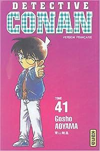 """Afficher """"Detective Conan n° 41 Détective Conan"""""""