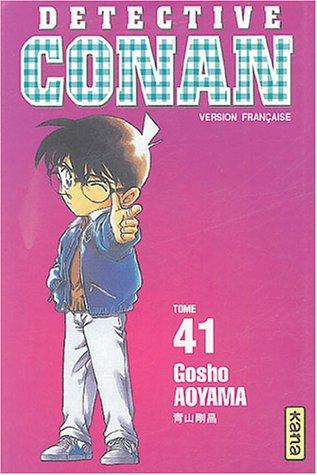 Detective Conan n° 41 Détective Conan