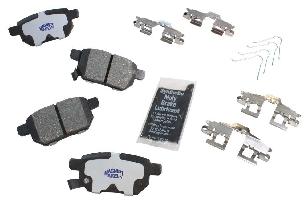 Magneti Marelli by Mopar 1AMV401423 Disc Brake Pad Set