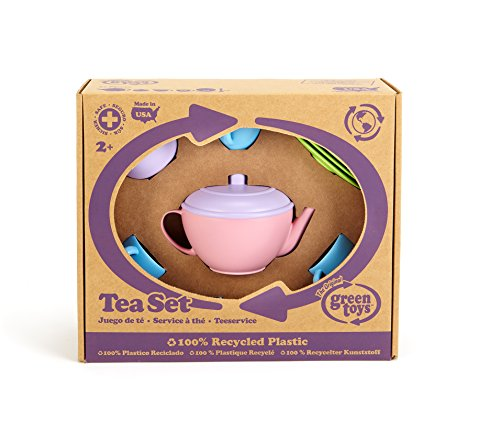 Green Toys TEA01R multi one size