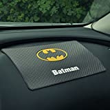 Sajni Creation Batman Car Non-Slip Mat Mobile Phone Anti-Slip Pad Car Dashboard Magic Sticky Mat